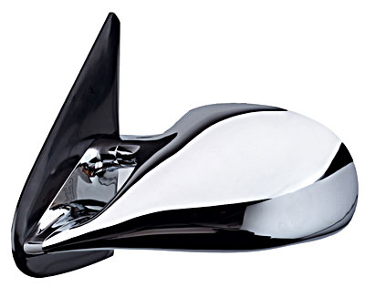 Racing Speil N-Look med varme